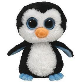 Kniha: Plyš očka tučňák hnědá maxiautor neuvedený