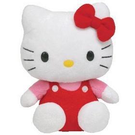 Kniha: Hello Kitty červené kalhotky 15 cmautor neuvedený