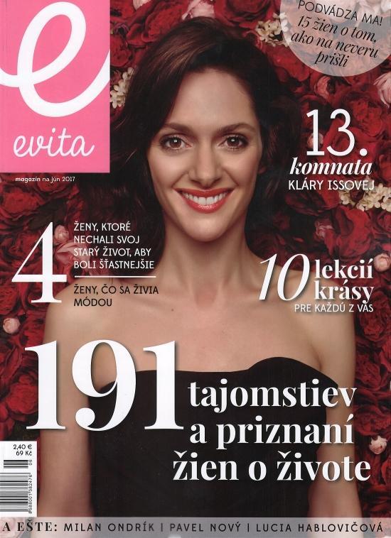 Kniha: Evita magazín 06/2017autor neuvedený