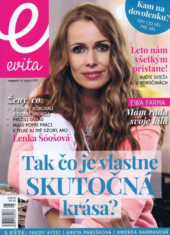 Kniha: Evita magazín 08/2017autor neuvedený