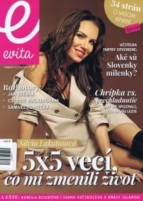 Evita magazín 11/2017