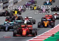 Grand Prix 2020 - nástenný kalendár