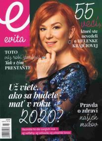 Evita magazín 01/2020