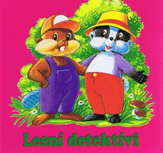 Kniha: Lesní detektívi - Kopała Jarosław
