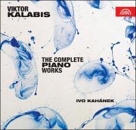 Viktor Kalabis - Kompletní dílo pro klavír - 2 CD
