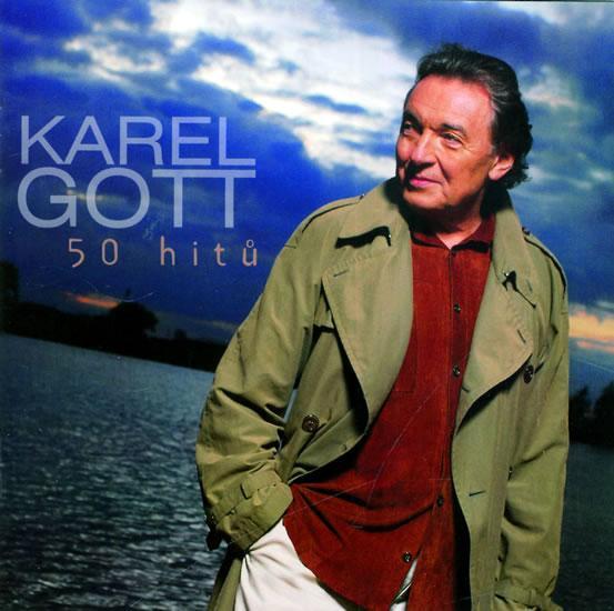 Kniha: Karel Gott 50 hitů 2CD - Gott Karel