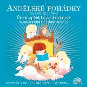 Kniha: Andělské pohádky na dobrou noc - CD - Ivana Gottová; Ivana Gottová