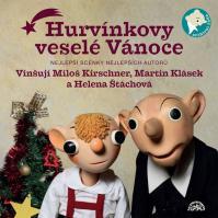 Hurvínkovy veselé Vánoce - CD
