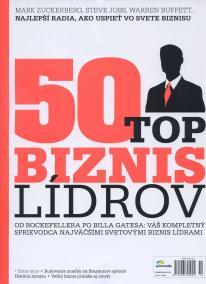 50 TOP biznis lídrov