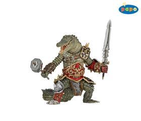 Kniha: Válečník krokodýlautor neuvedený