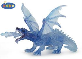 Kniha: Crystal drak modrýautor neuvedený