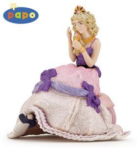 Kniha: Princezna sedícíautor neuvedený