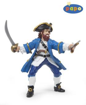 Kniha: Pirát Barbarossa modrýautor neuvedený