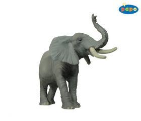 Kniha: Slon Africký troubícíautor neuvedený