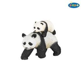 Kniha: Panda s panďátkemautor neuvedený