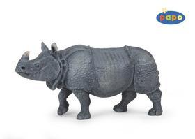 Kniha: Nosorožec indickýautor neuvedený