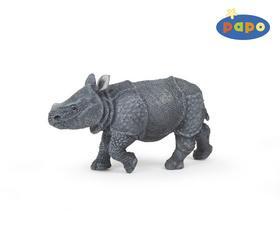 Kniha: Nosorožec indický mláděautor neuvedený