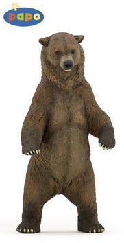 Kniha: Medvěd grizzlyautor neuvedený