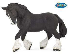 Kniha: Shirský kůň černýautor neuvedený