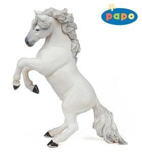 Kniha: Kůň vzepjatý bílýautor neuvedený