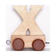 Vagónek-X-hnědá kolečka