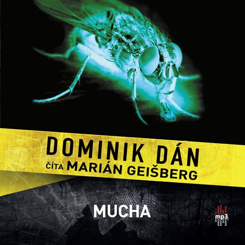 Kniha: AUDIO CD- Mucha - Dominik Dán