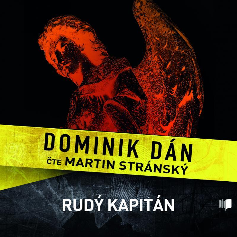 Kniha: Rudý kapitán - CD - Dominik Dán
