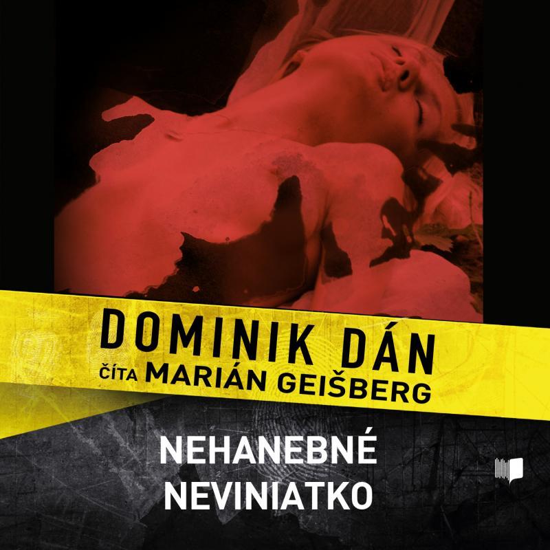 Kniha: Nehanebné neviniatko - Dominik Dán