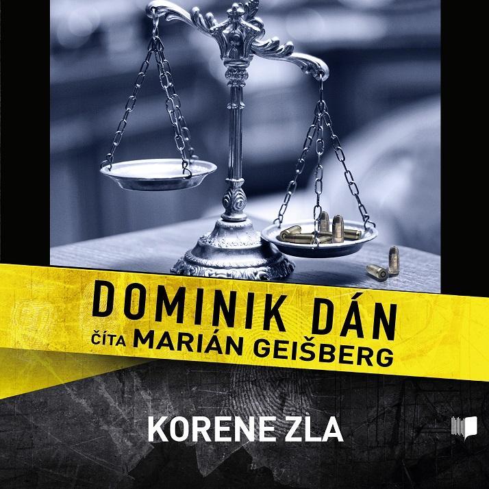Kniha: Korene zla - CD (MP3 Download) - Dominik Dán