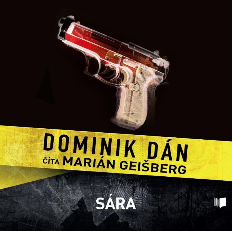 Kniha: Sára - CD - Dominik Dán