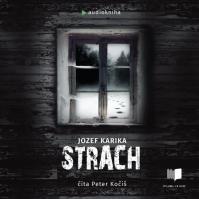 Strach - audiokniha
