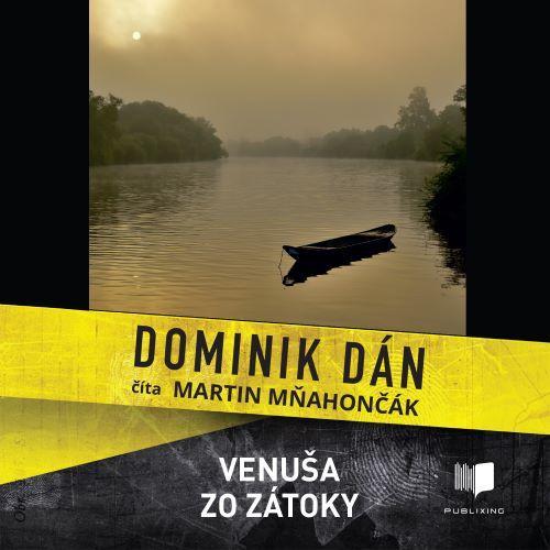 Kniha: Venuša zo zátoky - Dominik Dán