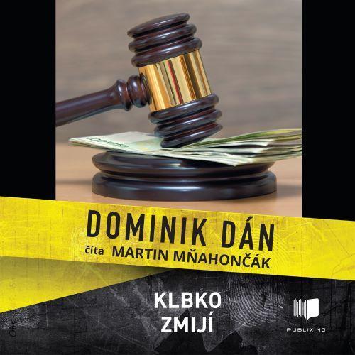 Kniha: Klbko zmijí - CD - Dominik Dán