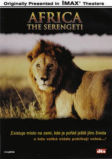 Africa - The Serengeti - DVD
