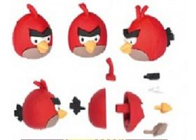 Kniha: Angry Birds Puzzleautor neuvedený