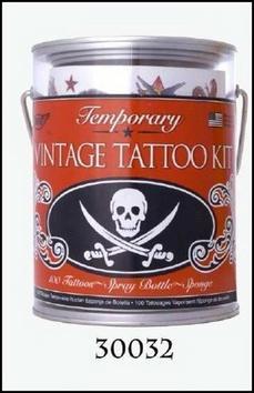 Kniha: Tetování plechovka lebkyautor neuvedený