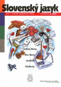 Slovenský jazyk pre 7.ročník základných škôl