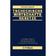 Tschechische Wirtschaftsgesetze