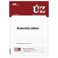 UZZ 33/2015 Autorský zákon