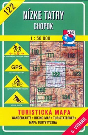 S 122 Nízke Tatry - Chopok