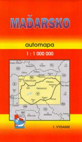 AM Maďarsko 1:1 000 000