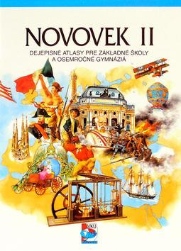 Novovek II. - Dejepisný atlas