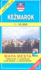 MM Kežmarok 1:10 000