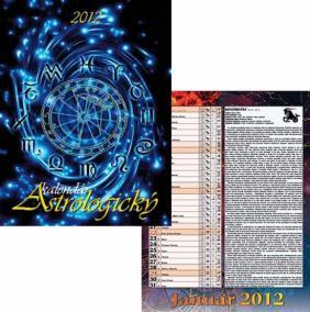 K - Astrologický - 2012 - nástenný N071