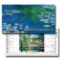 K- Impresionisti 2015- stolový S05