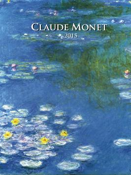 K- Claude Monet 2015- nástenný- N03