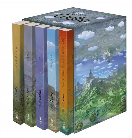 Paulo Coelho – darčekový box