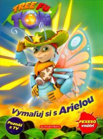 Vymaľuj si s Arielou + pexeso (Tree Fu Tom)