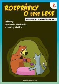 Rozprávky o lese Lese - 2. časť (CD + Komiks)