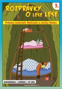 Rozprávky o lese Lese - 3. časť (CD + Komiks)